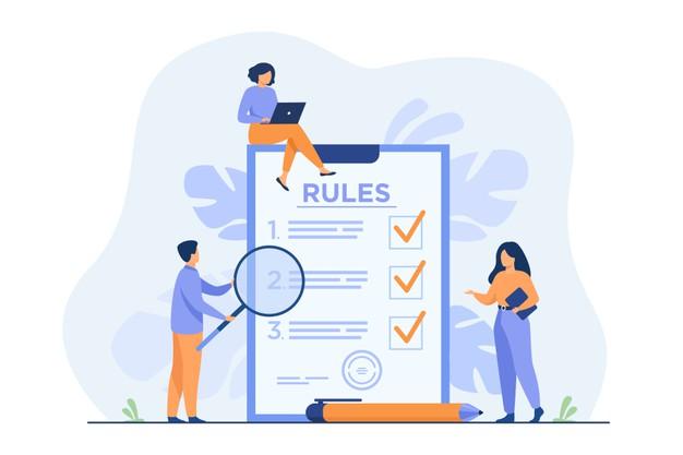 ludzie-biznesu-studiuja-liste-zasad-czytaja-wskazowki-robia-liste-kontrolna_74855-10492